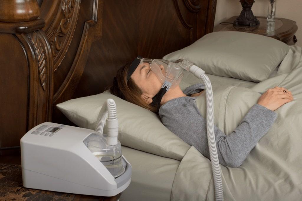 Apneja - apnea - CPAP
