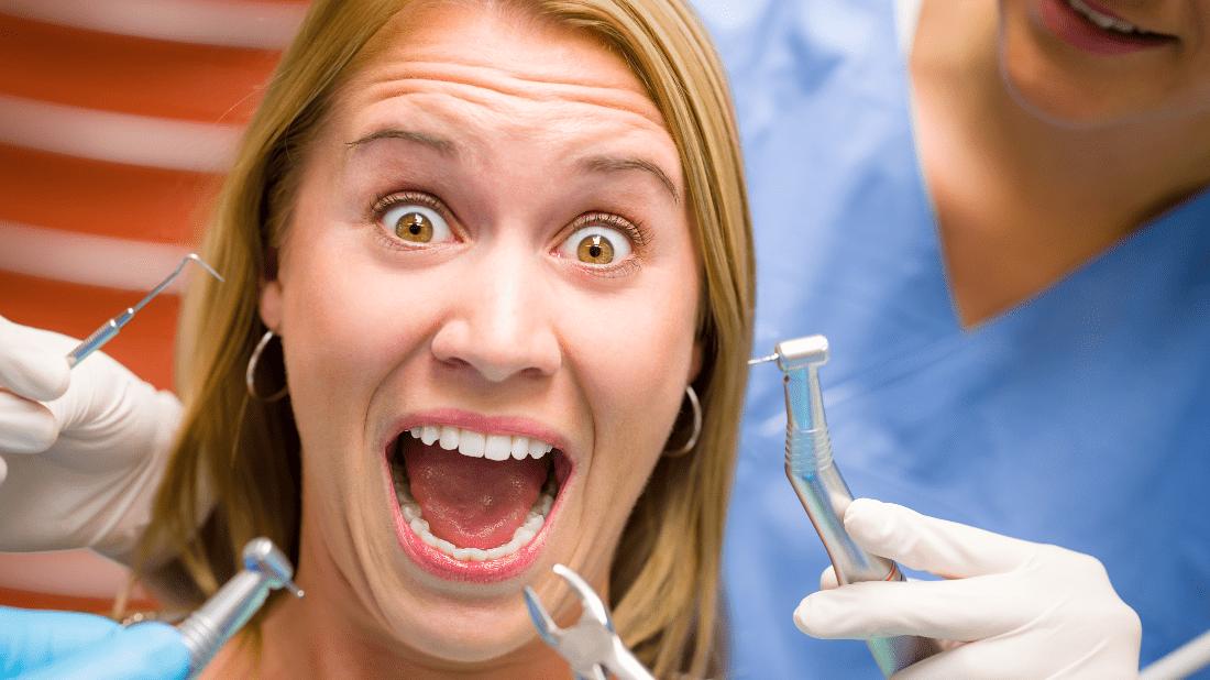 Strah od zubara La paura del dentista